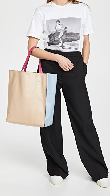 Marni Museo Soft Tote Bag