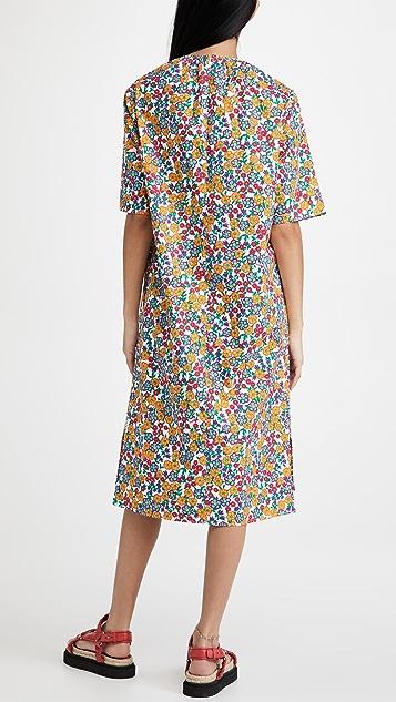 Marni 短袖连衣裙