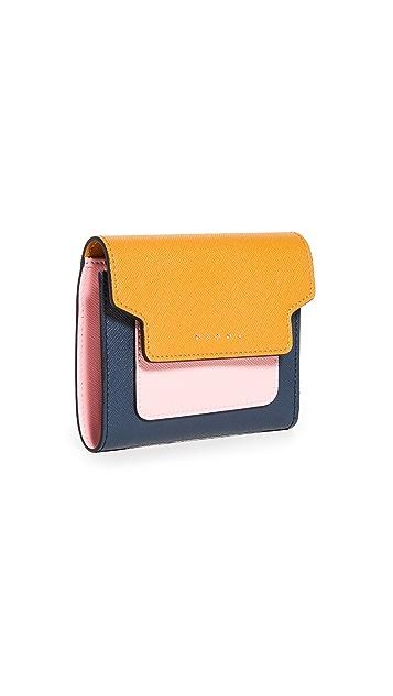 Marni Trunk Wallet