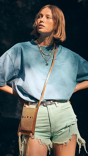 Marni Small Fringe Summer Bag