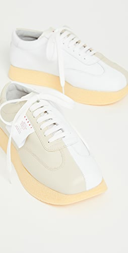 Marni - Raw Sneakers