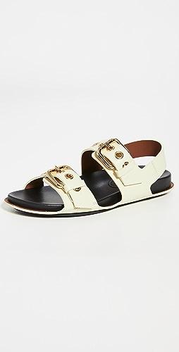Marni - Light Fussbett 凉鞋