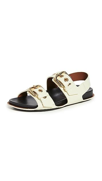 Marni Light Fussbett Sandals