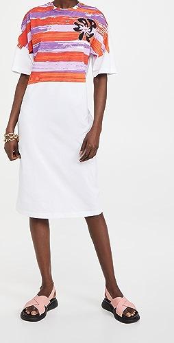 Marni - 短袖连衣裙