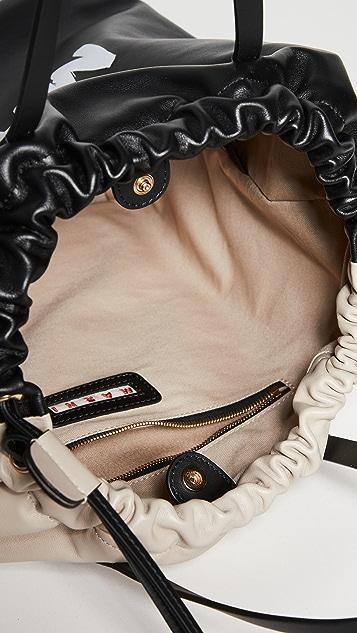 Marni Gusset Backpack