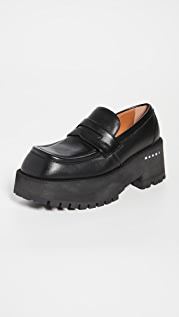 Marni Moccasin Shoes