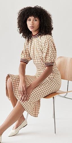 Marni - 及膝连衣裙