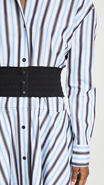Marni Button Down Dress
