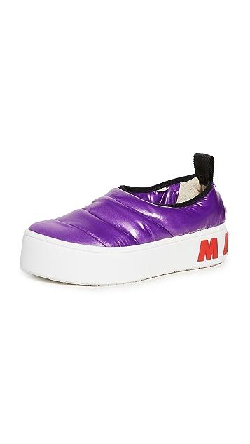 Marni Paw Sneakers