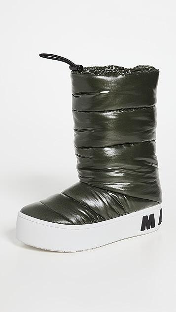 Marni Paw Boots