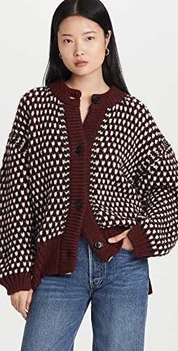 Marni - Wooly Cardigan