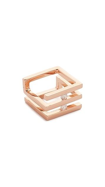 Maison Margiela Geometric Ring