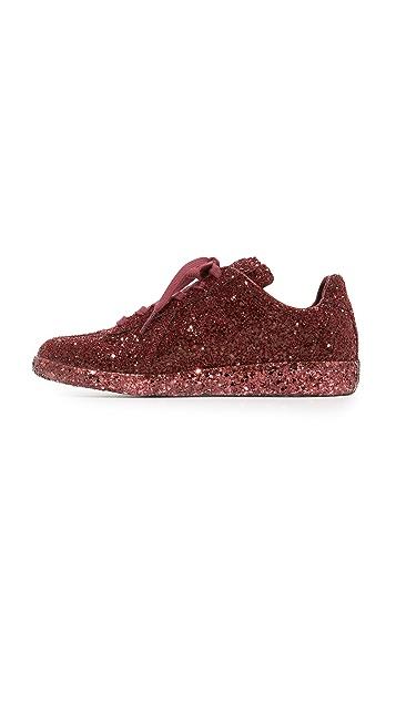 Maison Margiela Glitter Sneakers