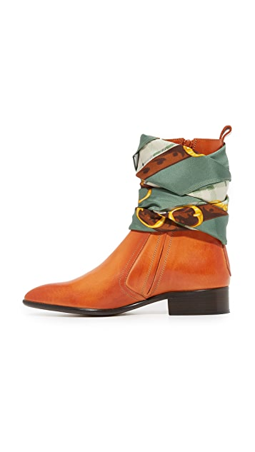 Maison Margiela Ankle Booties