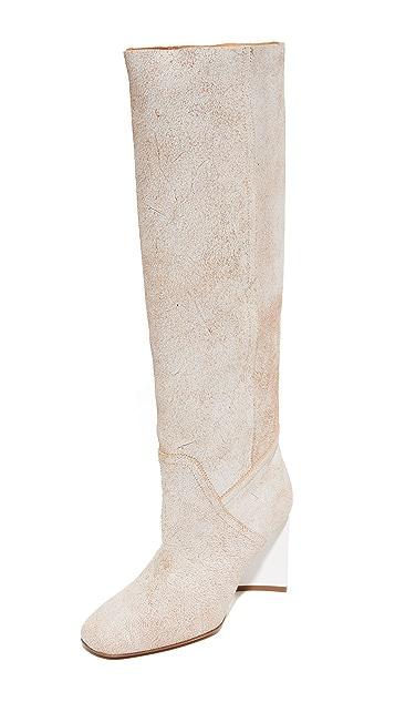 Maison Margiela Shaft Boots