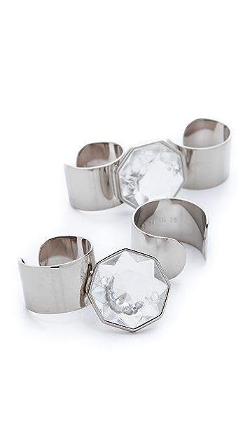 Maison Margiela 4 Ring Set