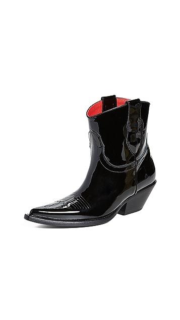 Maison Margiela Ковбойские ботинки