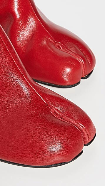 Maison Margiela Tabi 短靴