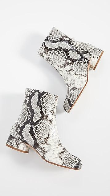Maison Margiela Tabi 低跟短靴
