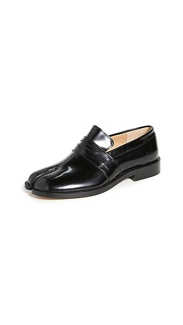 Maison Margiela Tabi 平跟船鞋