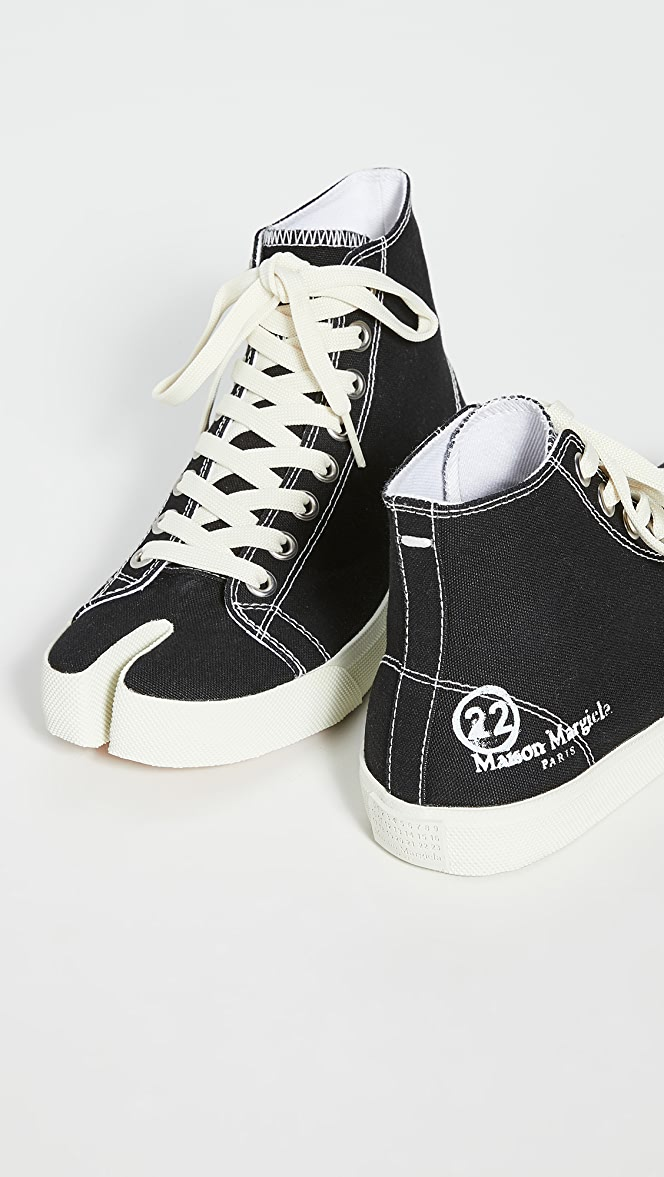 tabi sneakers margiela