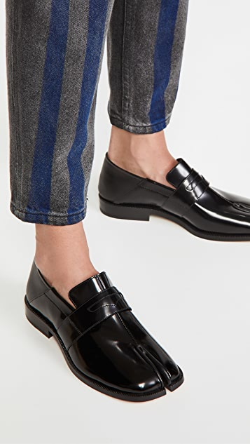 Maison Margiela Tabi Step-Down 平底鞋