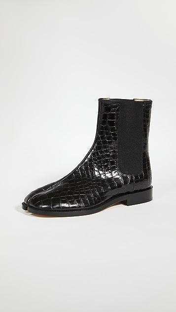 Maison Margiela Tabi 切尔西靴子