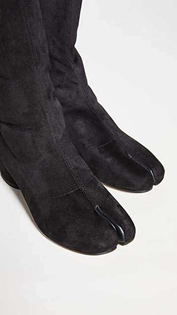 Maison Margiela Tabi 过膝靴