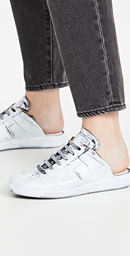 Maison Margiela - Replica Cutout Sneakers