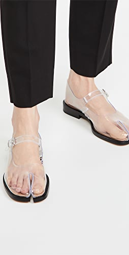 Maison Margiela - Tabi Mary Jane Shoes