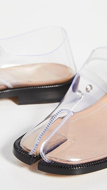 Maison Margiela Tabi Mary Jane Shoes