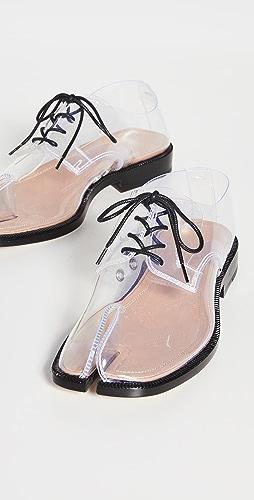 Maison Margiela - Tabi 系带鞋