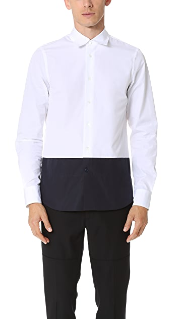 Marni Colorblock Shirt
