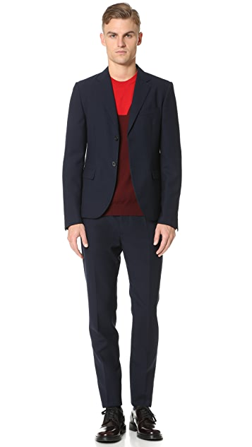 Marni Slim Fit Suit