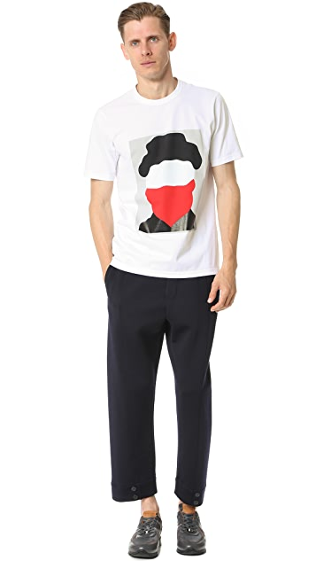 Marni Wool Jersey Trousers