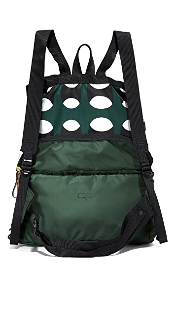 Marni Marni x Porter Convertible Backpack