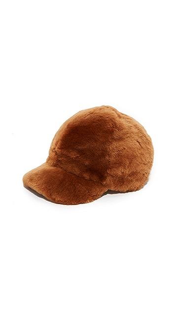 Marni Fur Cap