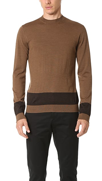 Marni Striped Fine Gauge Pullover