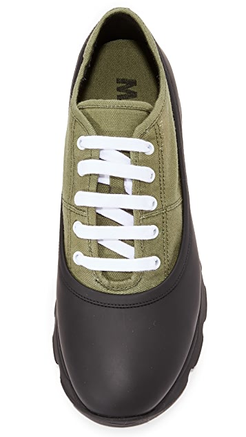 Marni Colorblock Sneakers