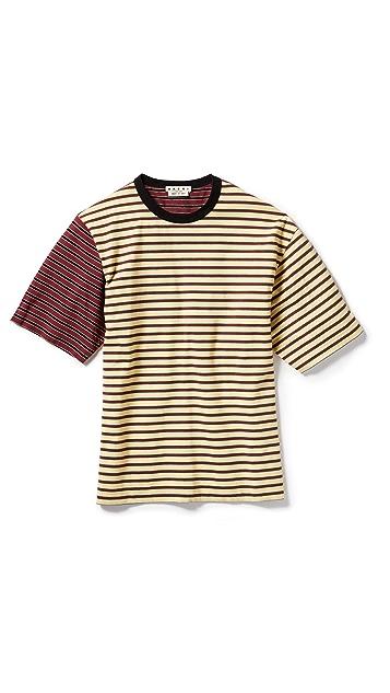 Marni Short Sleeve T Shirt