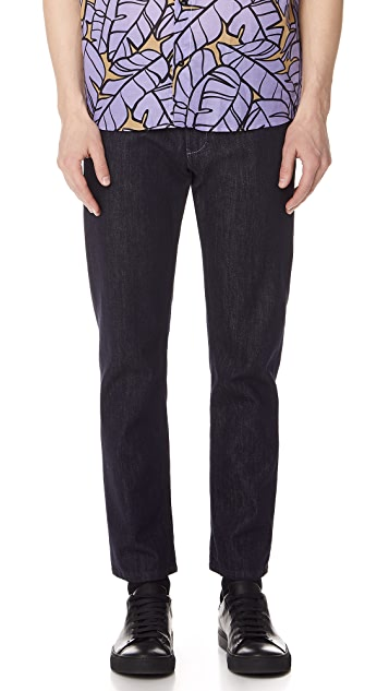 Marni Raw Denim Jeans
