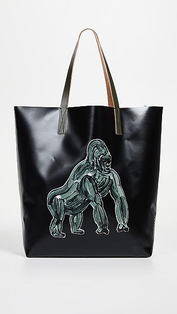 Marni Gorilla Tote