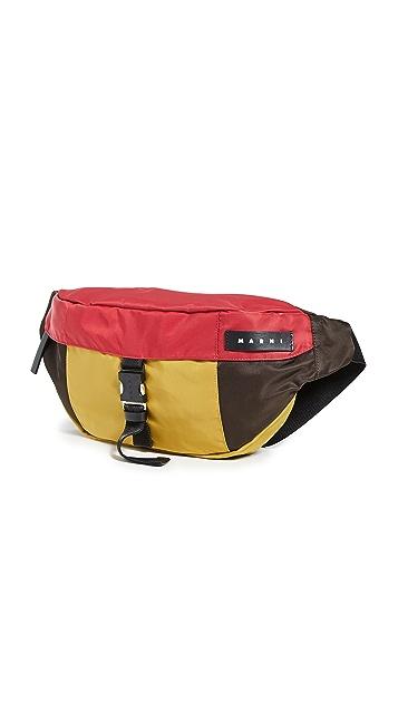 Marni Colorblock Bum Bag