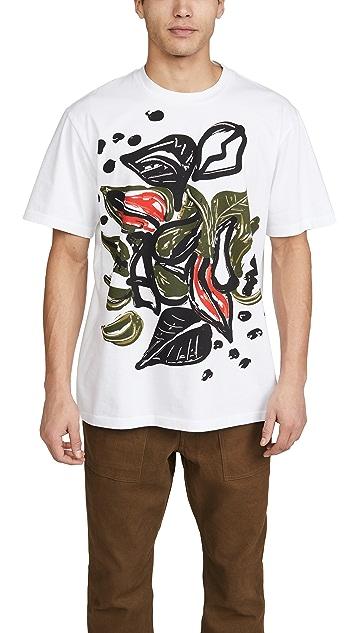 Marni Cotton Jersey T-Shirt