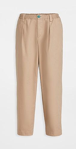 Marni - Workwear Gabardine Carrot Fit Trousers