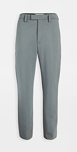 Marni - Techno Jersey Straight Fit Trousers