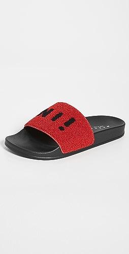 Marni - Logo Sandals