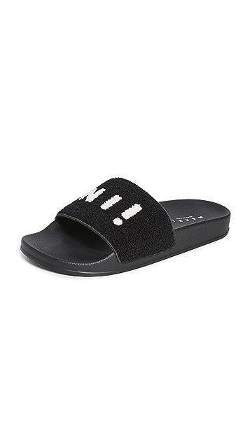 Marni Logo Sandals