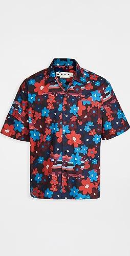 Marni - Floral Shirt