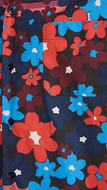 Marni Floral Shirt